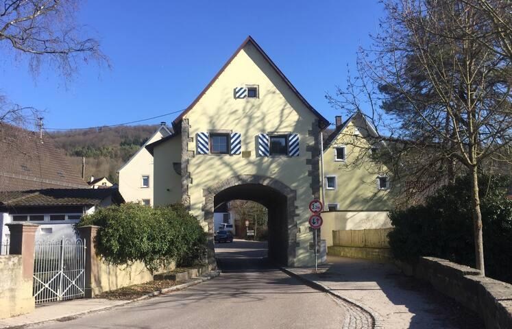 Torturm Braunsbach