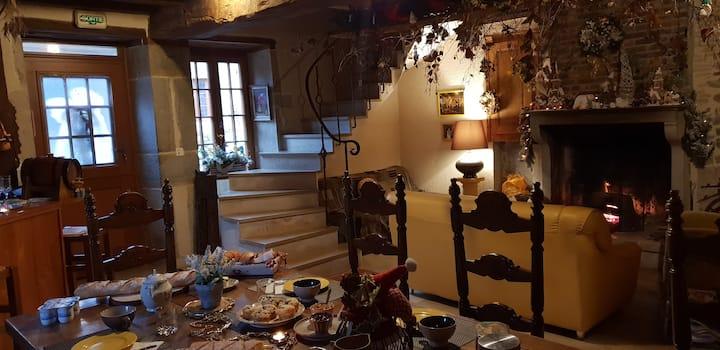 Chambres d'Hôtes de la Ferme de la Forlonge