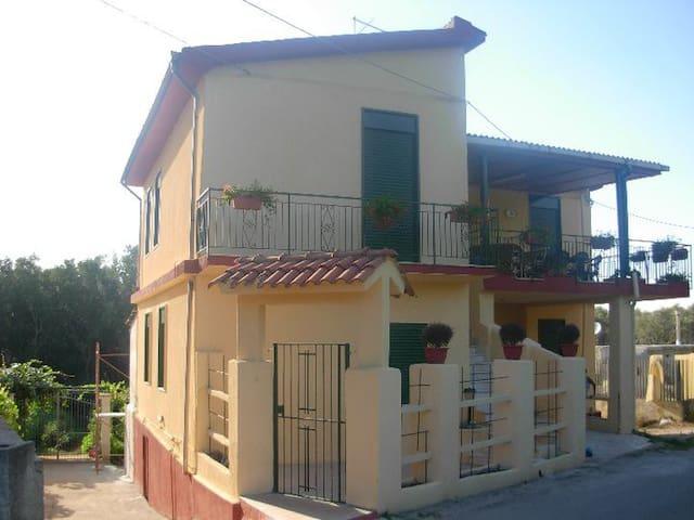 Casa Vacanza  d - Palmi - Huis