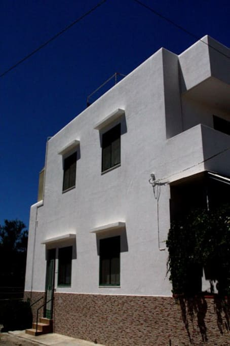 GUEST HOUSE at the first floor with TOP PANORAMIC TERRACE