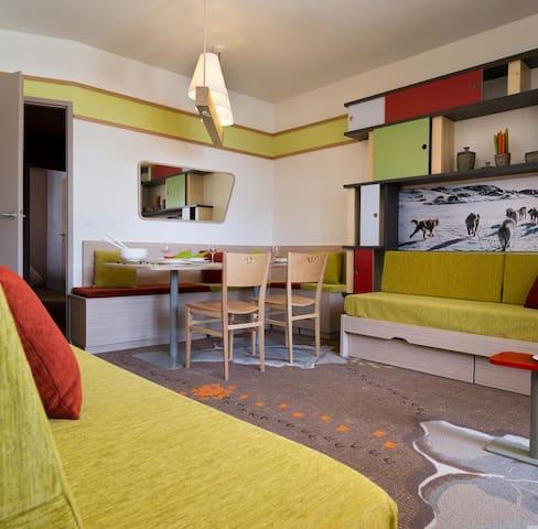 Pierre Vacances Electra AVORIAZ 4/5 Pers 4 etoiles - Morzine - Appartement
