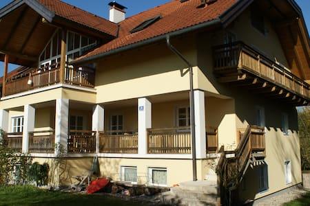 Appartement Panoramablick II, Oberndorf/Salzburg - Jauchsdorf - 단독주택