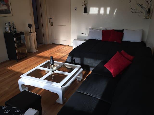 Downtown Studio - Heart of Missoula - Missoula - Apartamento