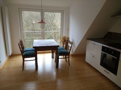 Słoneczny apartament, Schlosspark, Waechtersbach