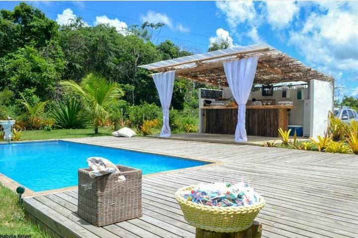 casa Eco Paradise, Um paraíso em Trancoso.
