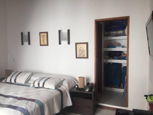 Casa Familiar en el Centro Histórico - Cartagena - Huis