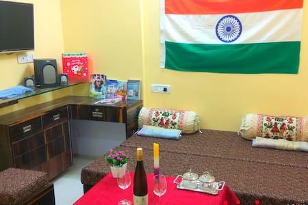 Independent & Private, AC, 1BHK near Tata hospital