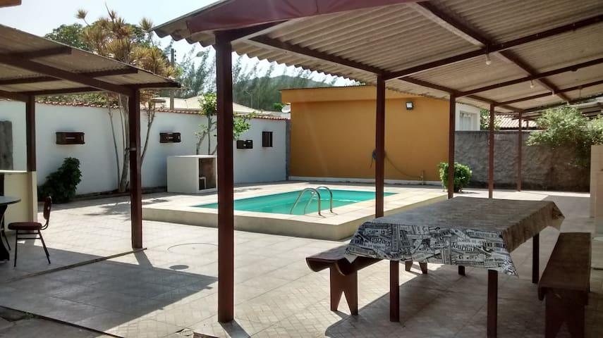 Excelente casa independente com piscina - Arraial do Cabo - House