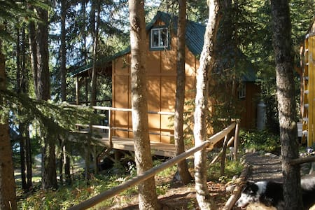 Guest House on beautiful, remote Birch Lake, B.C.
