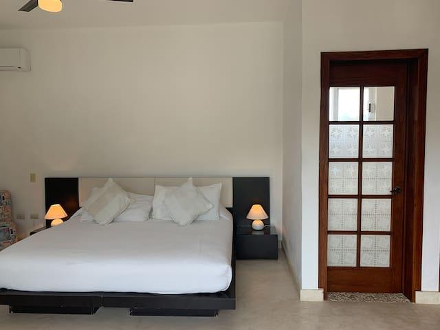 Hotel Room / Heart of Tulum / Free housekeeping