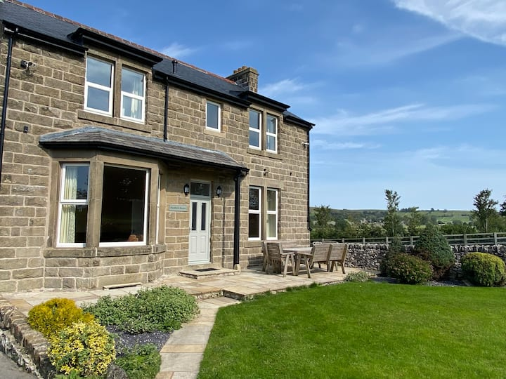 Farditch House in the heart of the Peak District