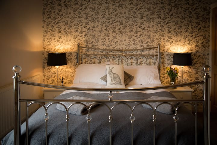 Master bedroom - with ensuite shower room