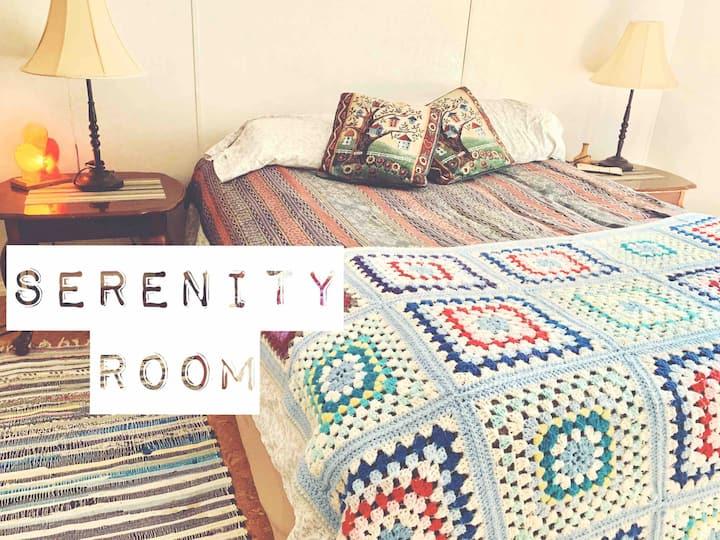 """Serenity room"""
