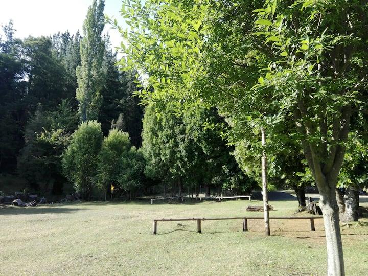 Agrocamping Kiñeco Parque Nacional Conguillio