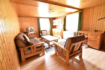 Holiday Home in Grengiols with Terrace, Garden, Parking