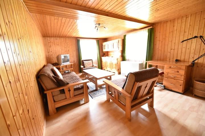 Gemütliches Ferienhaus in Grengiols mit Bergblick