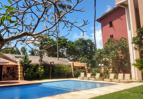 Furnished apartment in Cumbuco