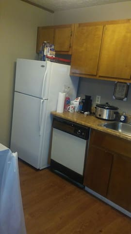 One bedroom apartment near Campus & Downtown