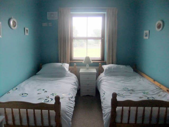 Clongeen twin room - Wexford - House