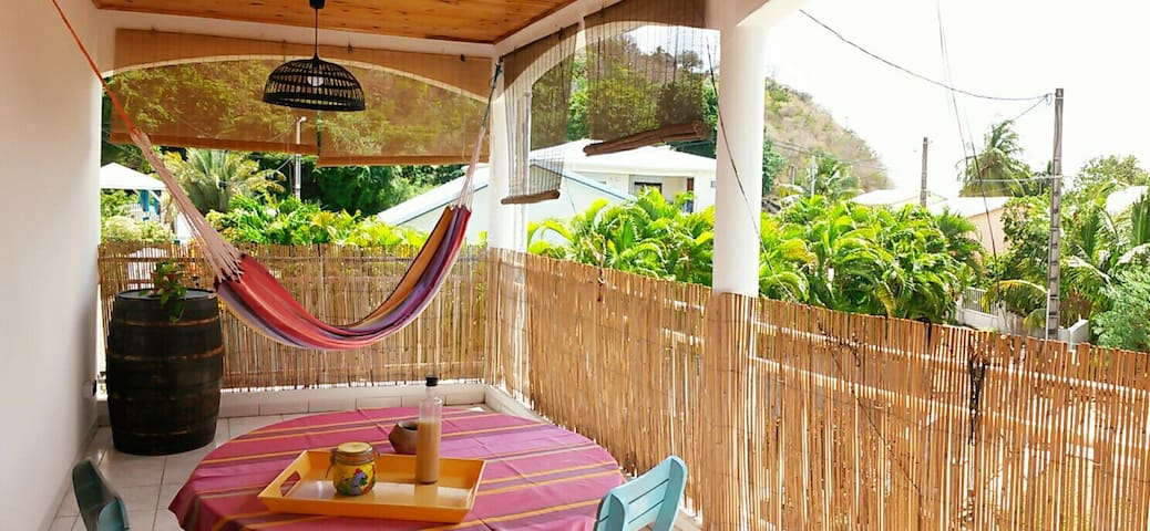 WHY NOT THE CARIBBEAN COAST ? - Bellefontaine - Apartment