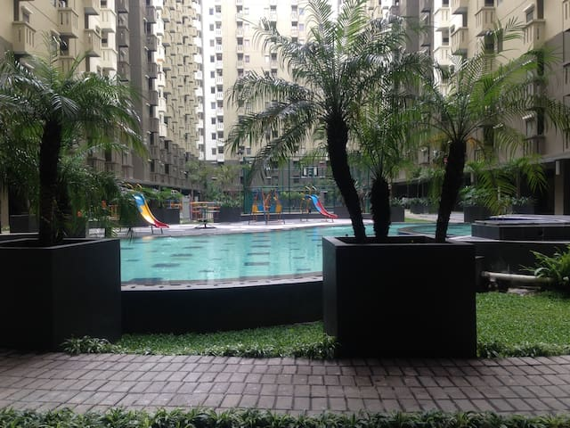 Apartment 2 Bedroom in central Bandung