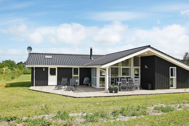 Spacious Holiday Home in Fjerritslev near Sea