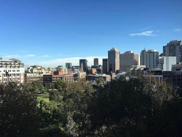 Park Views, Light Filled, 1BR - Surry Hills - Lägenhet