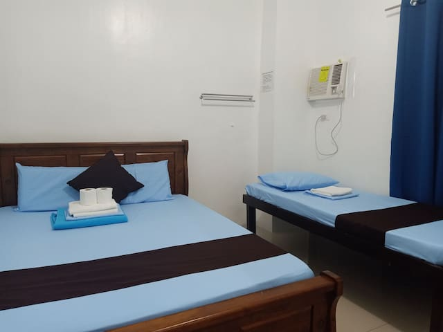 Furnished unit 1.5km to Sm Lanang with Wifi