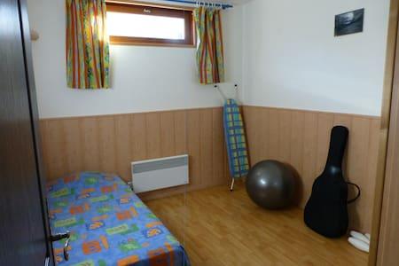 Chambre dans grand appartement - Habère-Poche - 公寓