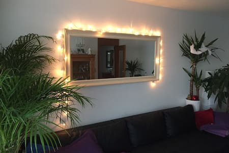 2 ZKB Luxus Apartment mit Loggia - Neusäß - Huoneisto