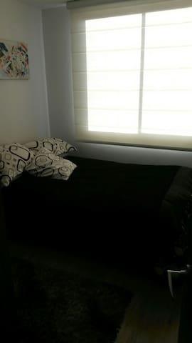Habitación privada en apartamento - Cajicá - Leilighet