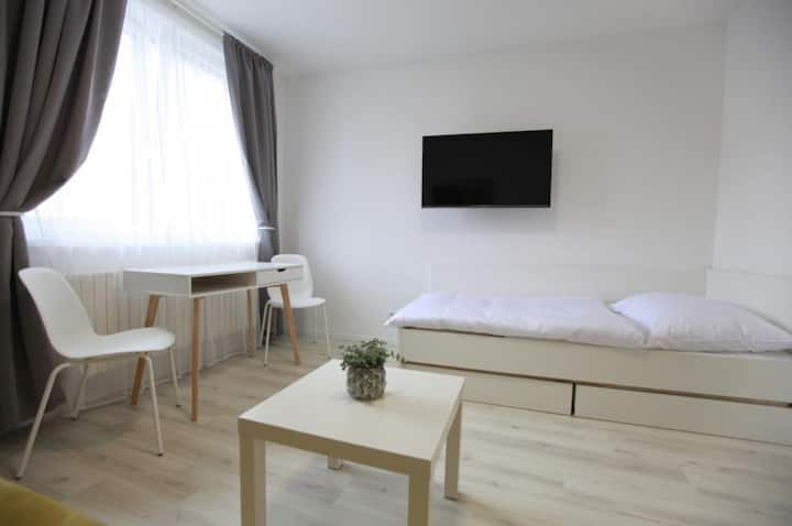 City Center Best Place 1+1 Studio Apartment