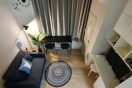 [NEW OPEN] 영등포 타임스퀘어 뷰와 함께하는 로맨틱하우스 Romantic HOUSE