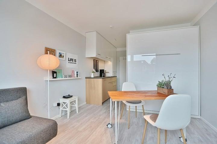 Kleine feine Wohnung im Herzen von Timmendorf