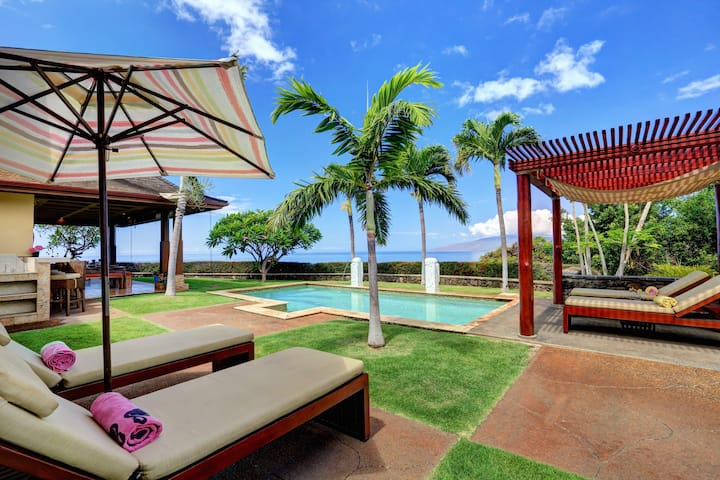 Hawaii Life Rentals presents Serene, Peaceful and Tranquil - Aloha Spirit Maui