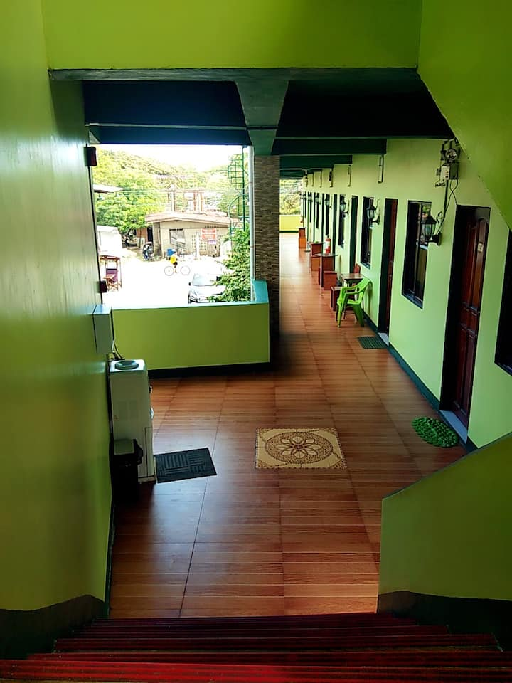 AOSMEC Square hotel - Basic Room 2 persons