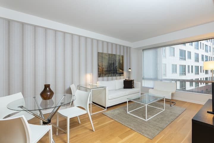 Luxury 1 Bedroom Apartment Near MIT/Harvard