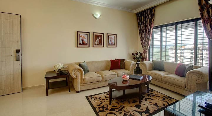 ★  1BHK Service Apartment In Andheri East ★