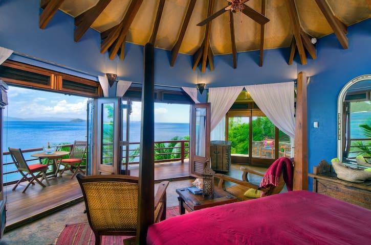 Luxury, fully staffed private villa - Virgin Gorda - 別荘