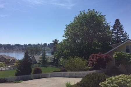 Sunny Level/ Exercise/ Weight Room - Gig Harbor