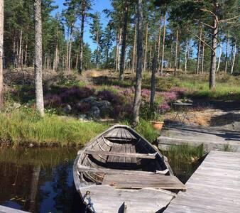A piece of heaven in the wilderness - Rävmarken