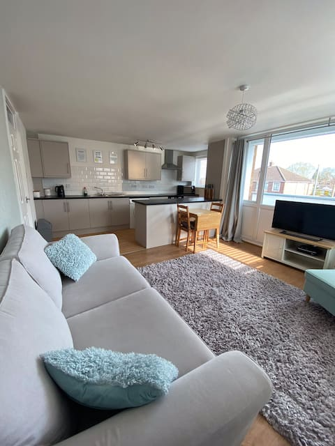 Homely 1 bedroom self contained apartment in Rugby