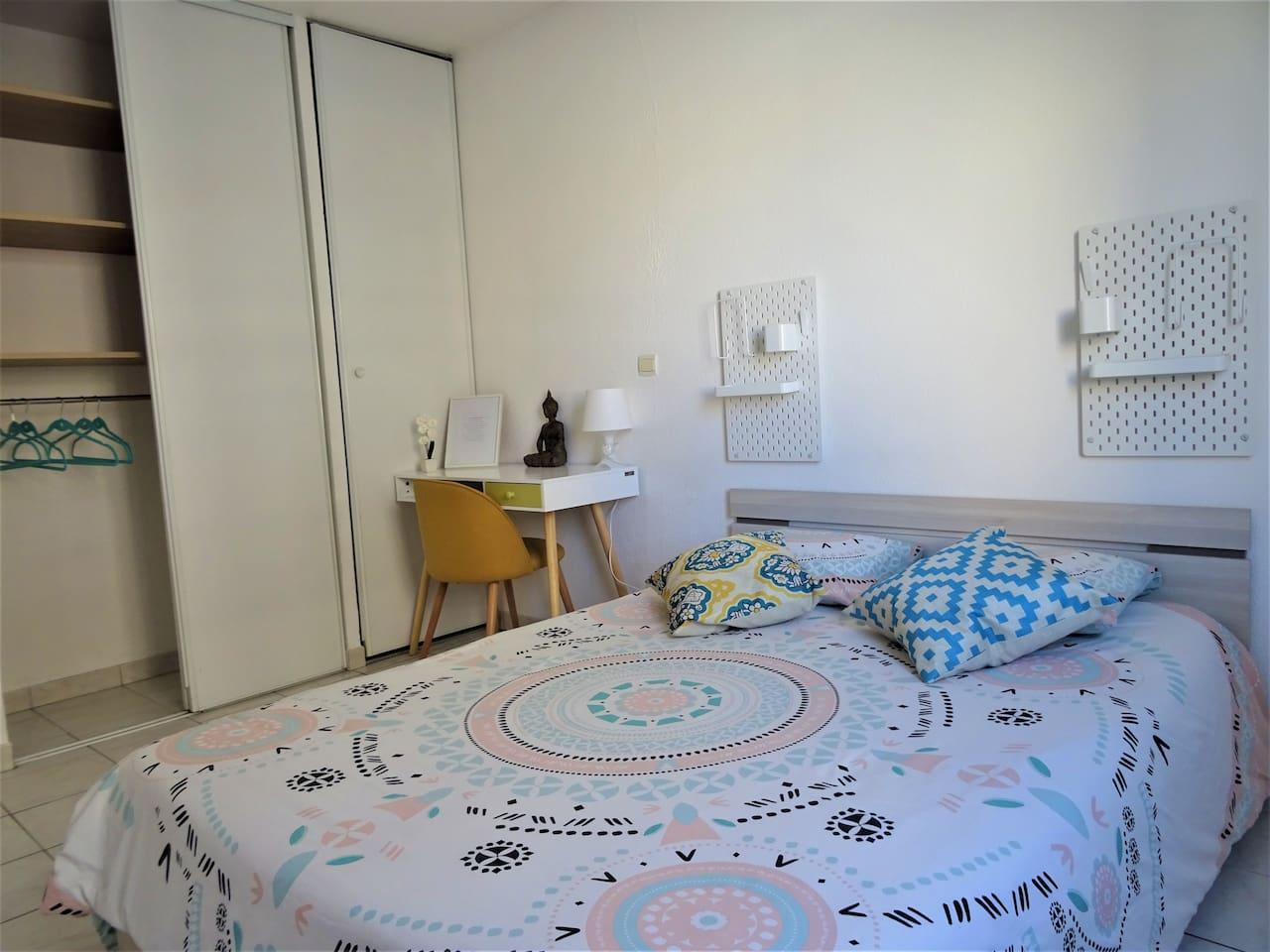 T4 Centre  ville 92m²-Apartment Town Center 92m².