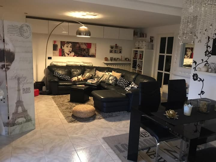 Apartment Tino 100 sqm.