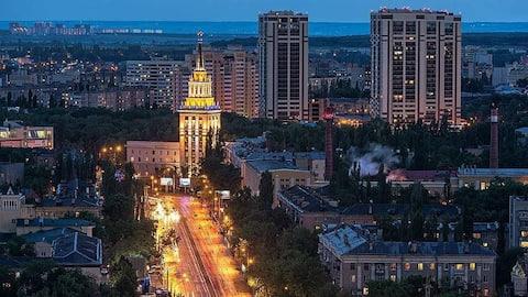 Апартаменты в башне на Кольцовской
