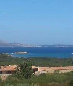 Villaggio Tancamanna Monolocale vista mare