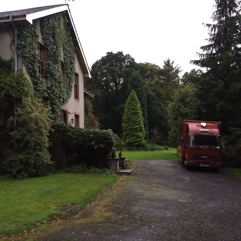 Perfect Peace in historic woodland - Fintry - Apartamento