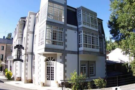 apartamento primera planta - Samos - Apartotel