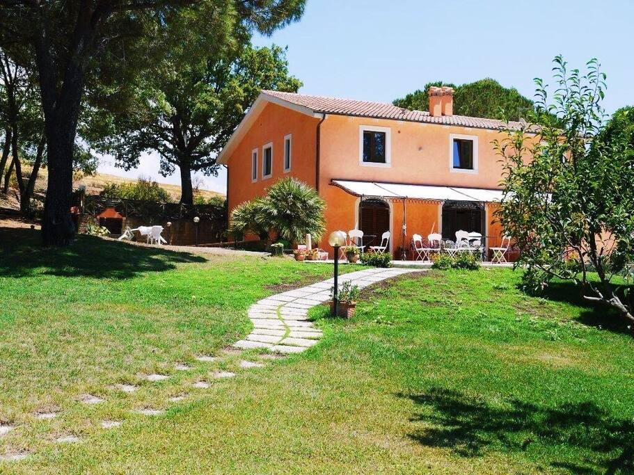 The Villa (renovated)