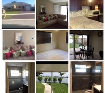 Beautiful room available in 4/2 Lake-front home!! - Ház